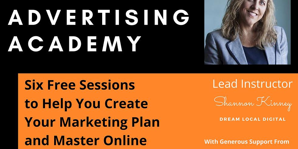 Moxie Hub FREE Digital Advertising Academy