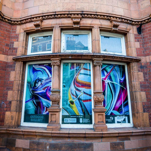 The joy of colour at 16 Foregate Street