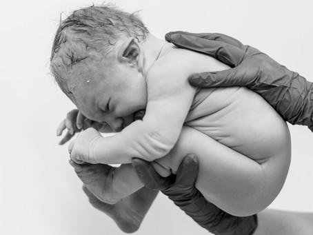 Geboortereportage Joris