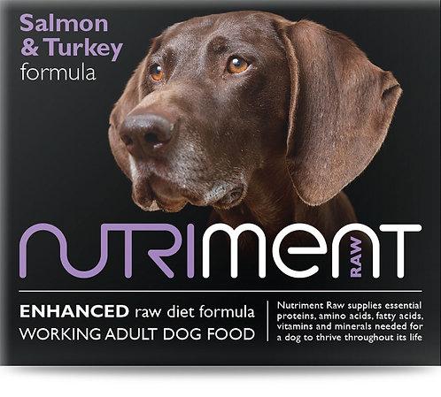 Nutriment Salmon & Turkey formula - Adult