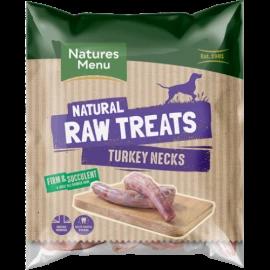 Natures Menu - Raw Turkey Necks (2 Pack)