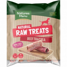Natures Menu - Raw Beef Trachea (2 Pack)