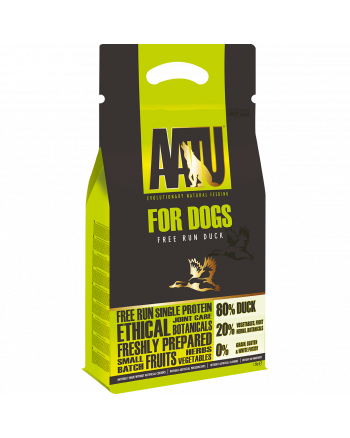 AATU 80/20 Dog Adult Duck