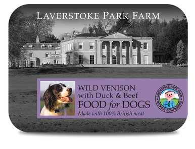 Laverstoke - Organic Venison with Duck & Beef
