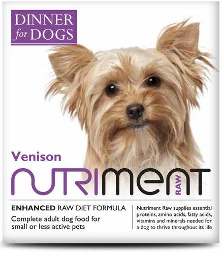 Nutriment - DFD Venison 200g