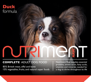 Nutriment Duck formula - Adult