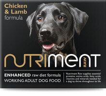 Nutriment Chicken & Lamb formula - Adult