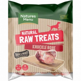 Natures Menu - Raw Beef Knuckle Bone (1 pack)