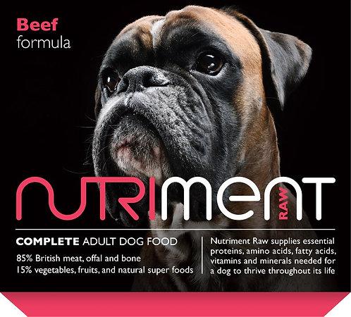 Nutriment Beef Formula - Adult