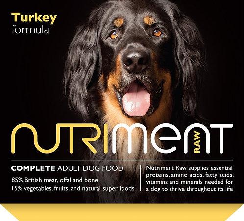 Nutriment Turkey formula - Adult