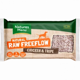 Nature Menu - Free flow Chicken and Tripe Mince (2kg)