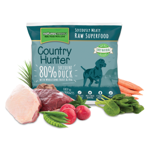 N/M Country Hunter - Succulent Duck Raw Nuggets (1kg)