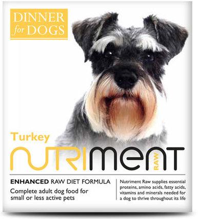 Nutriment - DFD Turkey 200g