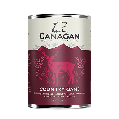 Canangan Country Game 400g Wet