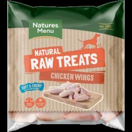 Natures Menu - Chicken Wings (1kg)