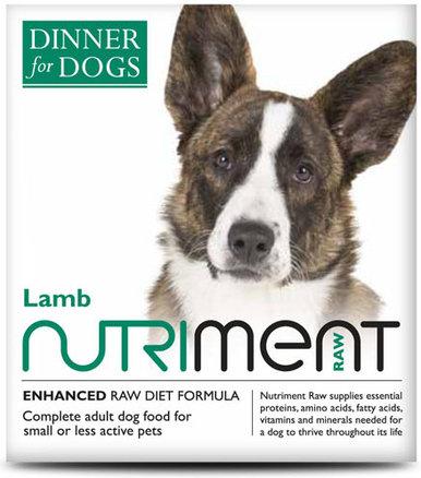 Nutriment - DFD Lamb 200g
