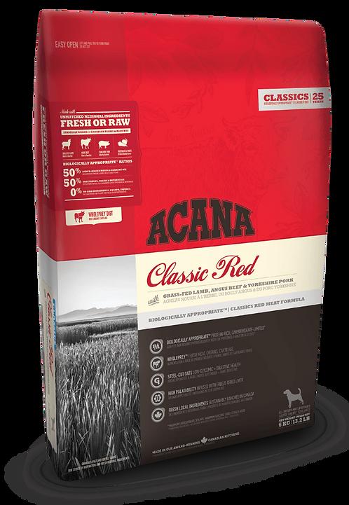 Acana Classic Red
