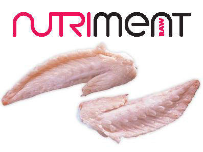 Nutriment - Chicken wing tips 200g