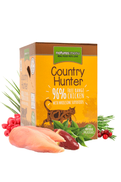 N/M Country Hunter -Free Range Chicken Cat Pouches