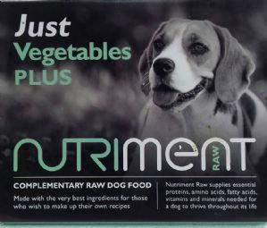 Just Vegetables
