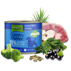 N/M Country Hunter - Wild Boar Can (600g)