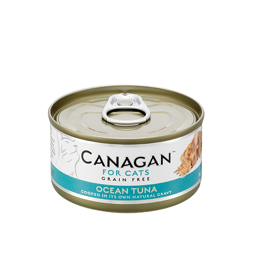 Canagan Ocean Tuna 75g All Lifestages Cat Wet