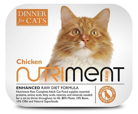 Nutriment Dinner For Cats - Chicken (175g)