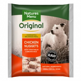 Natures Menu - Chicken Nuggets (1kg)