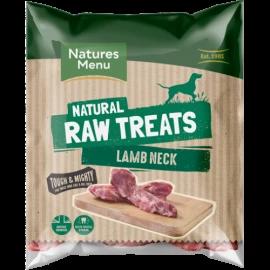 Natures Menu - Lamb Neck (1 pack)