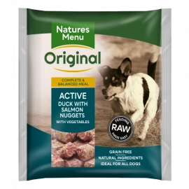 Natures Menu - Active Nuggets (1kg)
