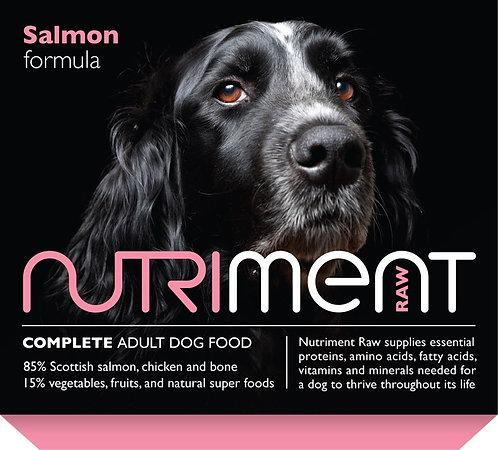 Nutriment Salmon & Chicken Formula - Adult