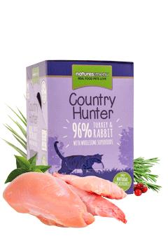 N/M Country Hunter - Turkey & Rabbit Cat Pouches