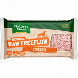 Natures Menu - Free Flow Chicken Mince (2kg)