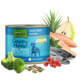 N/M Country Hunter - Mackerel & Chicken Can (600g)