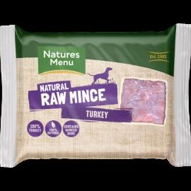 Natures Menu - Just Turkey Mince (400g)