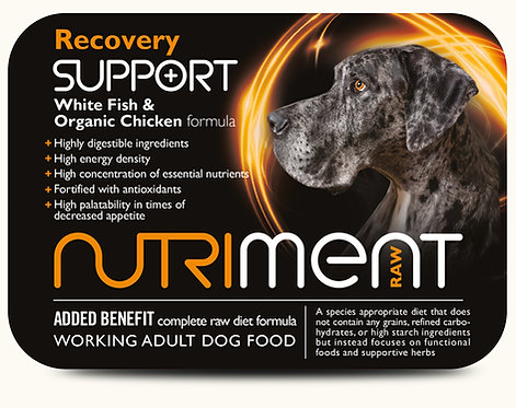 Nutriment - Recovery Support - 500g Tub