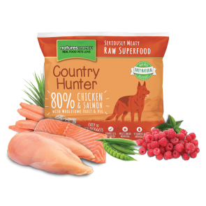 N/M Country Hunter - Salmon & Chicken Nuggets (1kg)