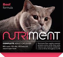 Nutriment - Cat Beef Formula 500g