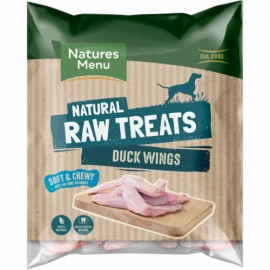 Natures Menu - Raw Duck Wings (7 Pack)