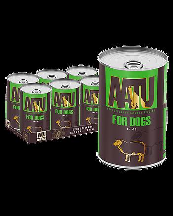 AATU Dog Adult Lamb 400g