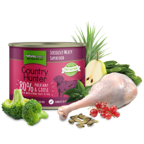 N/M Country Hunter - Pheasant & Goose Can (600g)