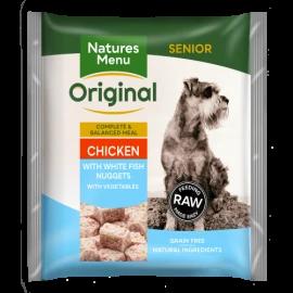 Natures Menu - Senior Chicken & Fish Nuggets (1kg)