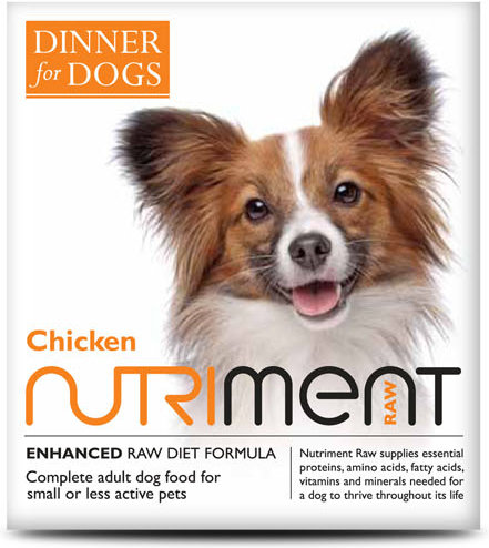 Nutriment - DFD Chicken 200g