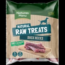 Natures Menu - Raw Duck Necks (7 pack)
