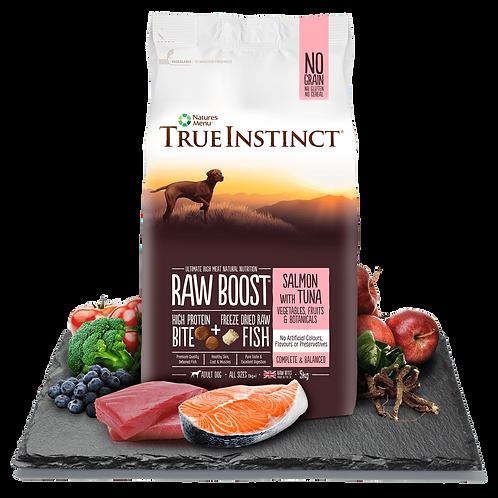 Raw Boost Adult Dog Salmon with Tuna