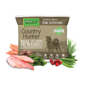 N/M Country Hunter- Full-Flavoured Rabbit Nuggets (1kg)