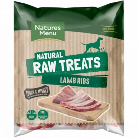 Natures Menu - Lamb Rib (1 Rack of Ribs)