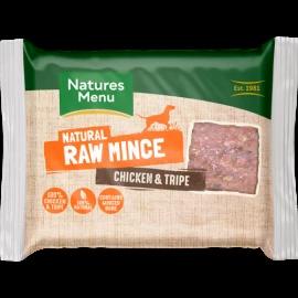 Natures Menu - Just Chicken & Tripe Mince (400g)
