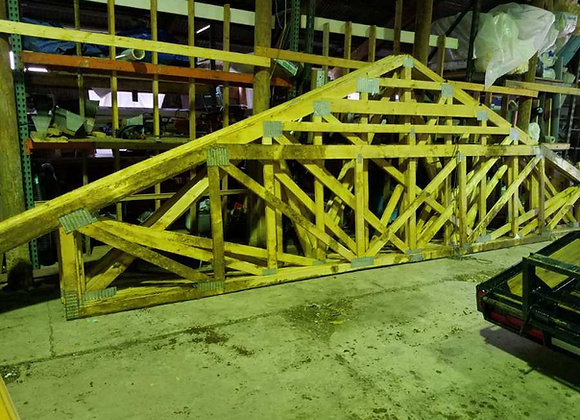 Trusses and Subfloor Sections $50 Each