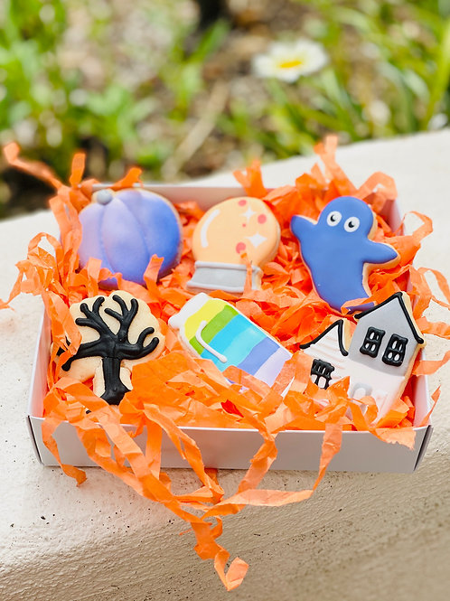 """Send Your Favorite Trick of Treater a """"Halloween Cookie Gram"""""""